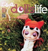 It's a Doll's Life - Issue 1 - 2013 - Miniatures and Dolls Magazine - HOBBYWORLD