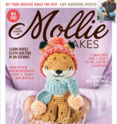 Mollie Makes - Issue 101 - 2019- Immediate Media