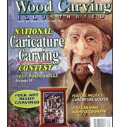 Wood Carving Illustrated - Issue 22 - Spring 2003 - Fox Chapel Publishing
