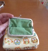 Coin purse - unknown