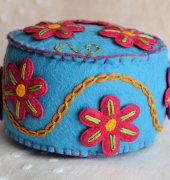 Felt Pincushion - Buguito