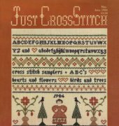 Just CrossStitch - Vol. 2 No. 1 - May-June 1984 - Hoffman Media Inc.