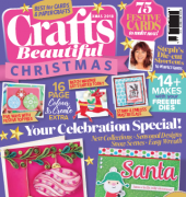 Crafts Beautiful - Issue 324 - Christmas 2018 - Aceville Publications Ltd