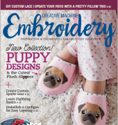 Creative Machine Embroidery - Vol 17 Issue 4 - Jul-Aug 2018 - Creative Crafts Group