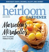 Heirloom Gardener - Winter 2016 - Ogden Publications