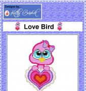 Love Bird - Kathy Barwick Designs