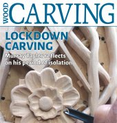 Woodcarving - Issue 176 - 2020 - Guild of Master Craftsmen