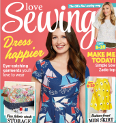 Love Sewing - Issue 55 - 2018 - Practical Publishing International Ltd