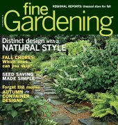 Fine Gardening - Issue 165 - September - October 2015 - The Taunton Press