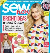 Sew Now - Issue 18 - 2018 - Practical Publishing International