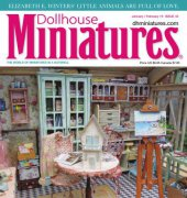 Dollhouse Miniatures - Issue 43 - January/February 2015 - Ashdown Broadcasting