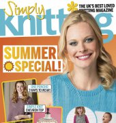 Simply Knitting - Issue 162 - 2017 - Future Publishing