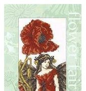 The Poppy Fairy - K4559 - DMC