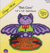 Bat Cave - 2173 - Design Works Crafts