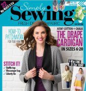 Simply Sewing - Issue 39 - 2018 - Immediate Media Co.