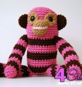 Sock Monkey by Trulyoutrageous