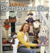 Holiday Porch Personalities - 844032 - The Needlecraft Shop