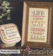 Life Is Better - Inspiration Box - B52 - Lizzie Kate