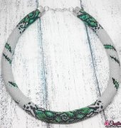 Bead crochet necklace_8_Fiona