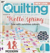 Love Patchwork and Quilting - Issue 61 - 2018 - Immediate Media Co