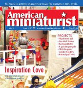 American Miniaturist - Issue 147 - July 2015 - Ashdown