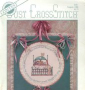 Just CrossStitch - Vol. 4 No. 2 - July-August 1986 - Hoffman Media Inc.