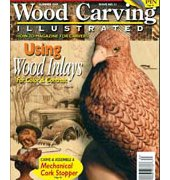 Wood Carving Illustrated - Issue 31 - Summer 2005 - Fox Chapel Publishing