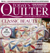 Today's Quilter - Issue 36 - 2018 - Immediate Media Co
