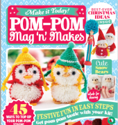 Make it Today - Pom-Pom Mag and Makes - Issue 39 - November - December 2018 - Aceville Publications