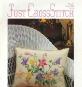 Just CrossStitch - Vol. 1 No. 6 - March-April 1984 - Hoffman Media Inc.