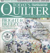 Today's Quilter - Issue 33 - 2018 - Immediate Media Co