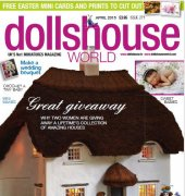 Dollshouse World - Issue 271 - April 2015 - Ashdown Broadcasting