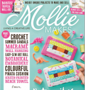 Mollie Makes - Issue 94 - August 2018 - Immediate Media