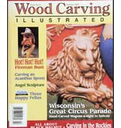 Wood Carving Illustrated - Issue 11 - Summer 2000 - Fox Chapel Publishing