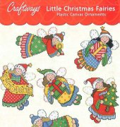 Little Christmas Fairies - 57-0121 - Craftways