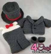 Pookie and Pals Love is in the Air Boys Valentine Suit - Kelli Newcome - Kellis Kreations