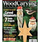 Wood Carving Illustrated - Issue 33 - Holiday 2005 - Fox Chapel Publishing