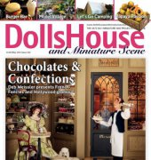 Dollshouse and Miniature Scene – Issue 252 - May 2015 – Warner Group Publications