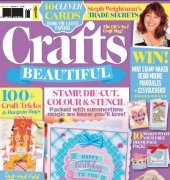 Crafts Beautiful - Issue 308 - August 2017 - Aceville Publications Ltd
