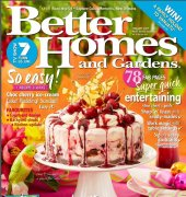 Better Homes and Gardens Australia - Volume 40 Number 1 - January 2017 - Pacific Magazines Pty Ltd - Meredith National Media Group