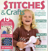 Stitches and Crafts incorporating Craftwise Magazine - August September 2018 - Tucats Media cc