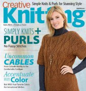 Creative Knitting - Winter 2017 - Annie's Publishing