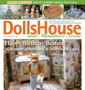 DollsHouse and Miniature scene - Issue 266 - July 2016 - Warmers Group Publications