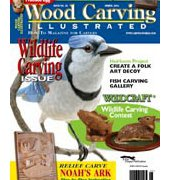 Wood Carving Illustrated - Issue 26 - Spring 2004 - Fox Chapel Publishing