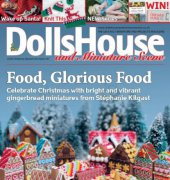 Dollshouse and Miniature Scene – Issue 247 - Christmas 2014 – Warner Group Publications