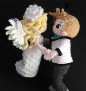 Crochet Angels Love - Jessie Lin - Jessie Crochet Wonderland