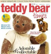 Teddy Bear Times - June-July 2015 - Issue 217 - Ashdown