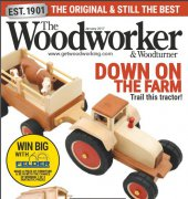The Woodworker & Woodturner - January 2017 - MyTime Media Ltd