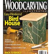 Wood Carving Illustrated - Issue 42 - Spring 2008 - Fox Chapel Publishing