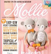 Mollie Makes - Issue 93 - July 2018 - Immediate Media